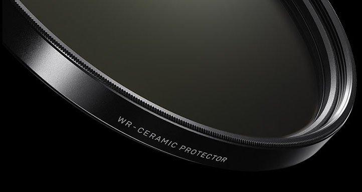 filtrele SIGMA WR Ceramic Protector