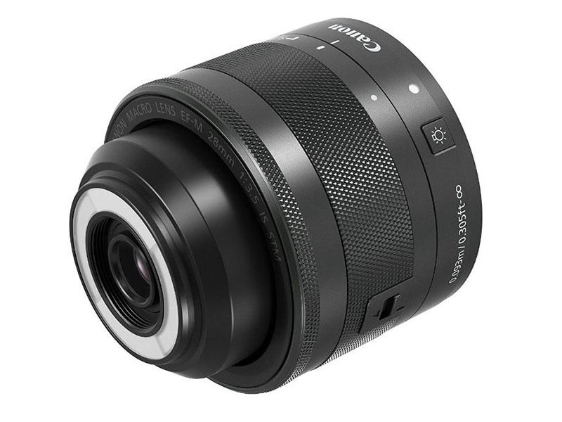 EF-M 28mm f3.5 Macro IS STM (1)