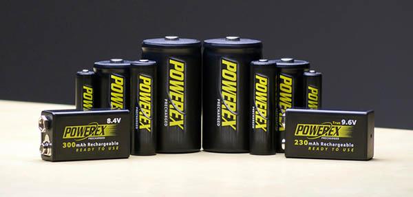 powerex prexharged  (1)