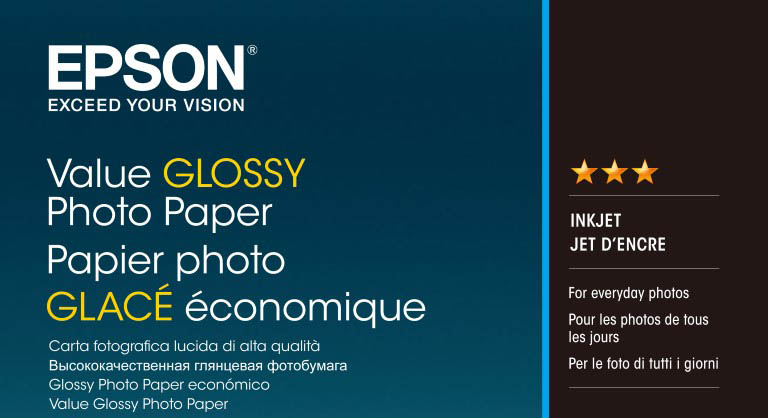Value Glossy Paper - hârtie foto  (2)