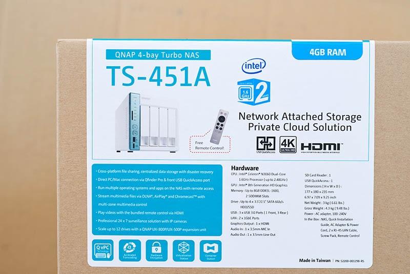 QNAP TS-451A (2)