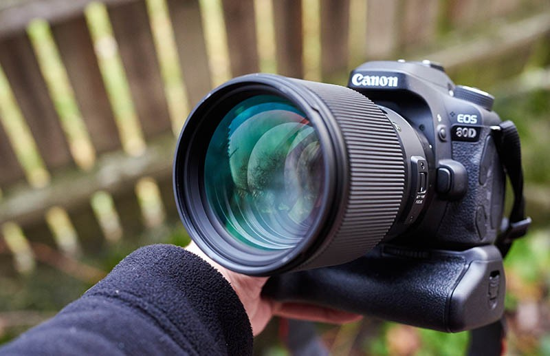 Sigma 85 mm Art