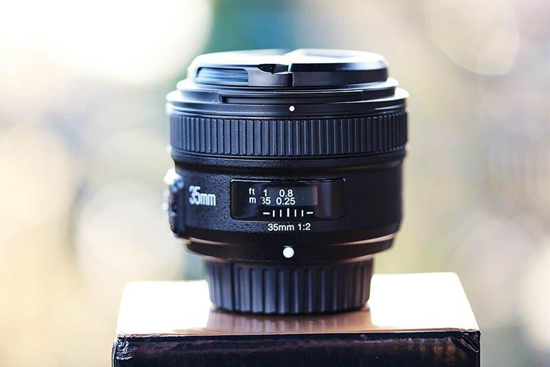 Yongnuo 35 mm F2 (2)