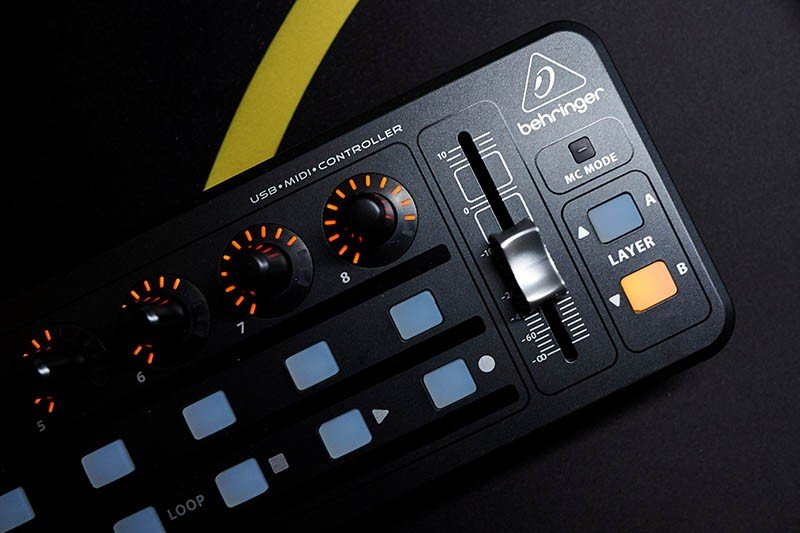 Behringer XTouch Mini (4)