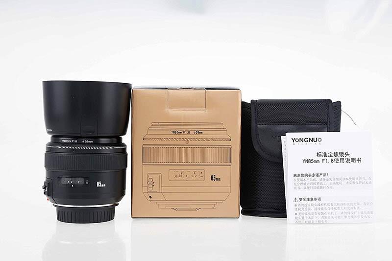 Yongnuo 85 mm F1 (3)