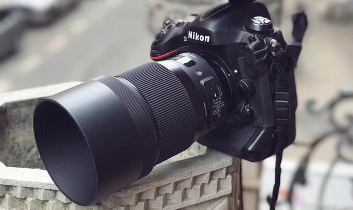 D4s - Sigma 135 mm Art