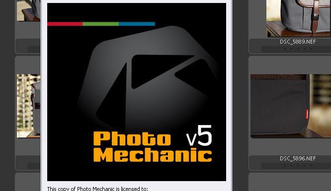 Photo Mechanic