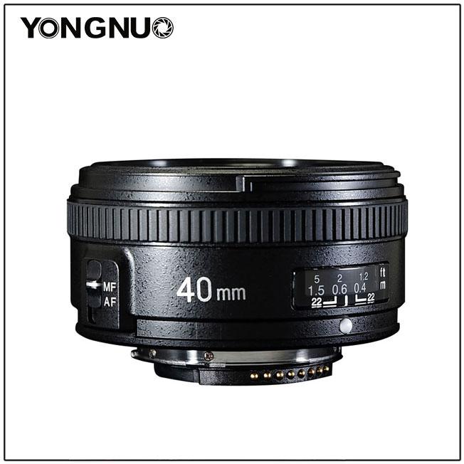 Yongnuo 40 mm f2 (1)