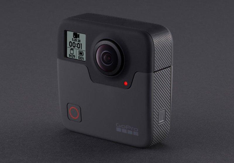 GoPro Fusion 5.2K - (2)
