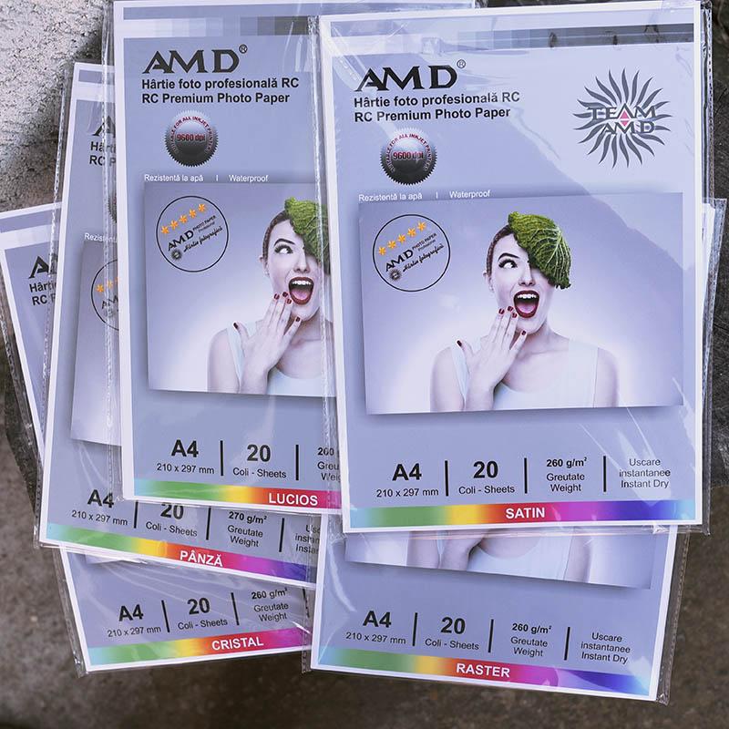 Hartie AMD Digital Grup