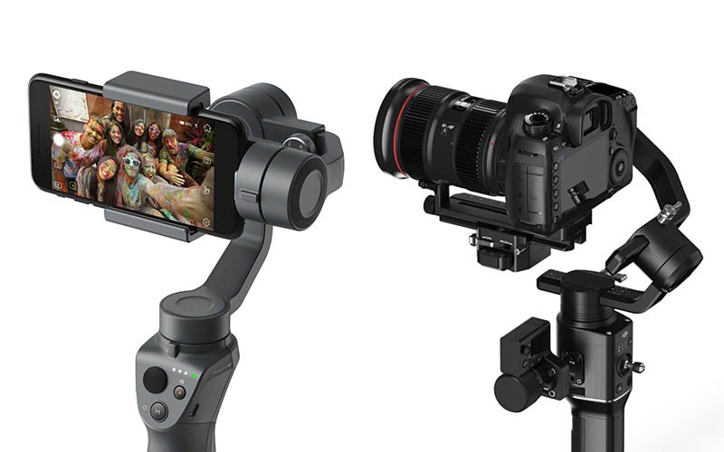 OSMO Mobile 2 - Ronin S