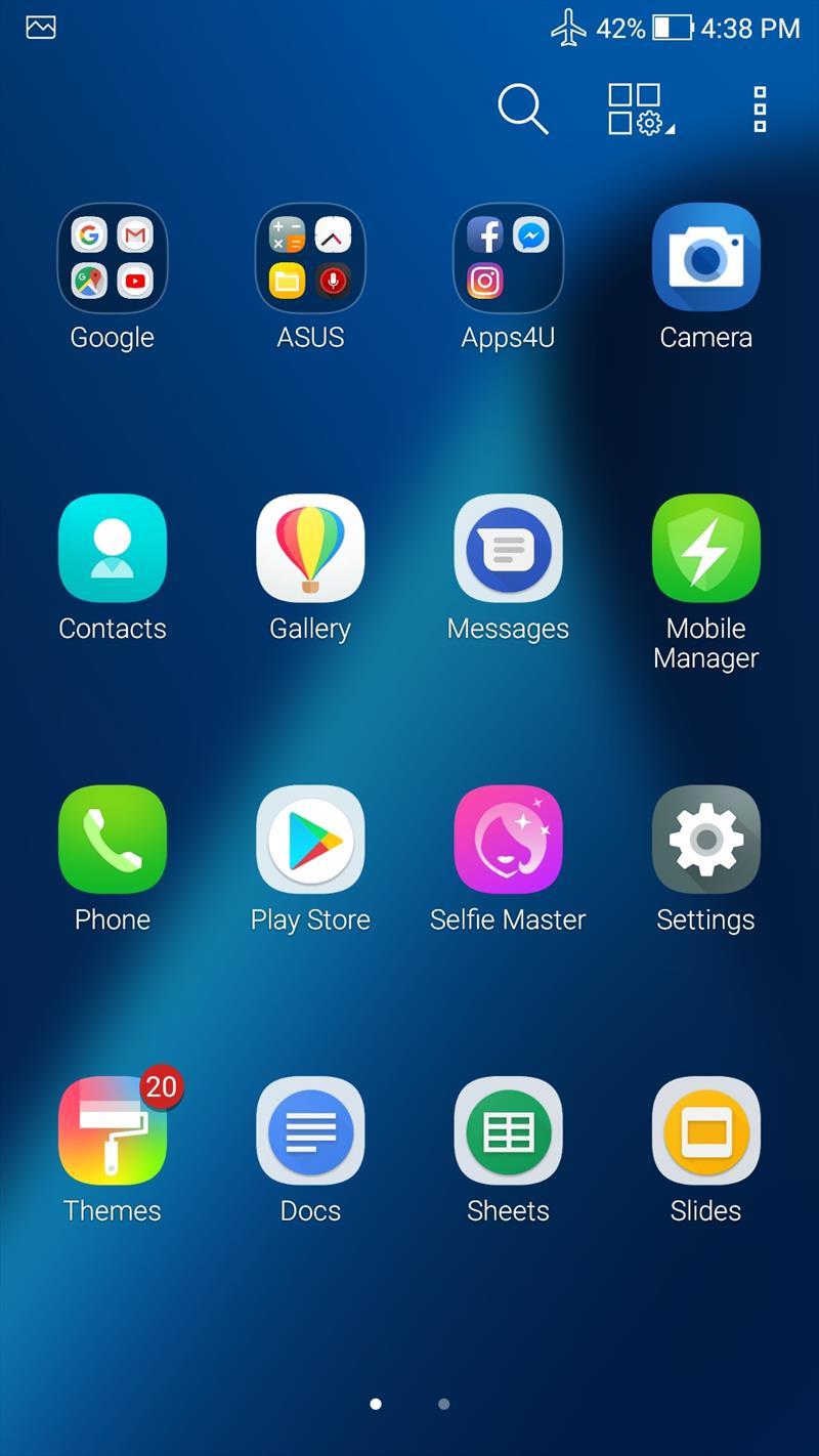 ZenFone 4 - Android (3)
