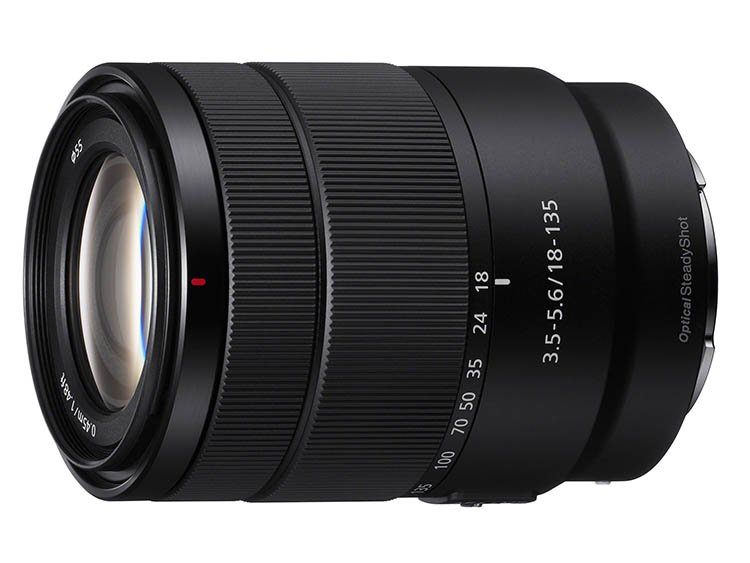 Sony 18-135mm F3.5-5.6 OSS 22