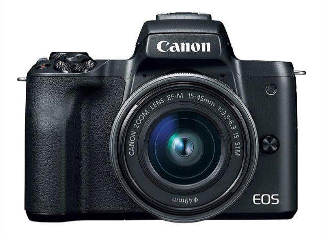 Canon M50 - 3