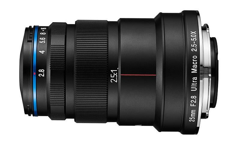 Laowa 25mm F2.8 2.5-5x Ultra Macro (2)