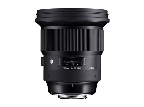 Sigma 105 mm F1.4 Art