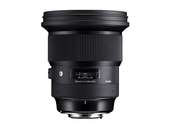 Sigma 105 mm F1.4 Art