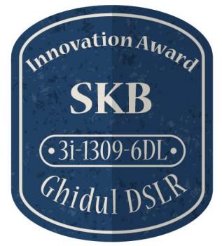 Inovation Badge - SKB 3i-1309-6DL