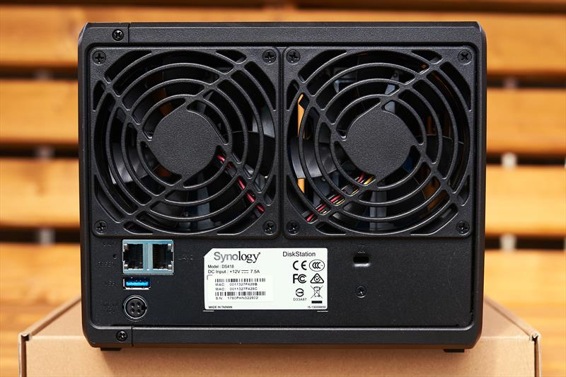 Synology DS418 (6)