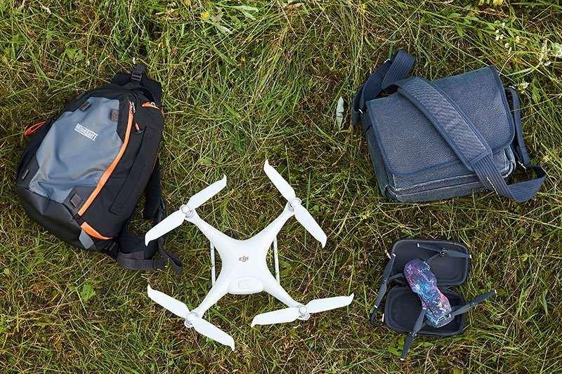 Transportul Dronelor