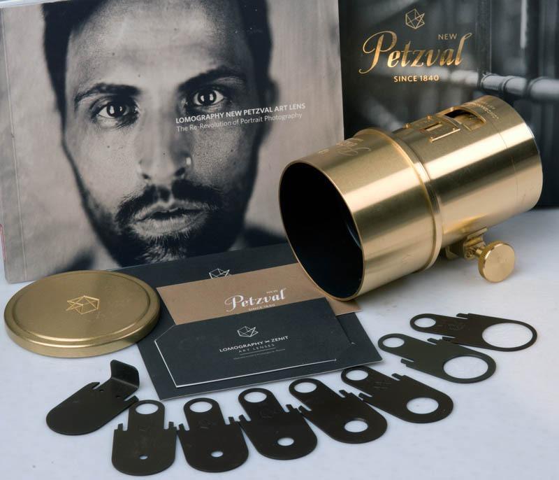 Lomography-Petzval-lens