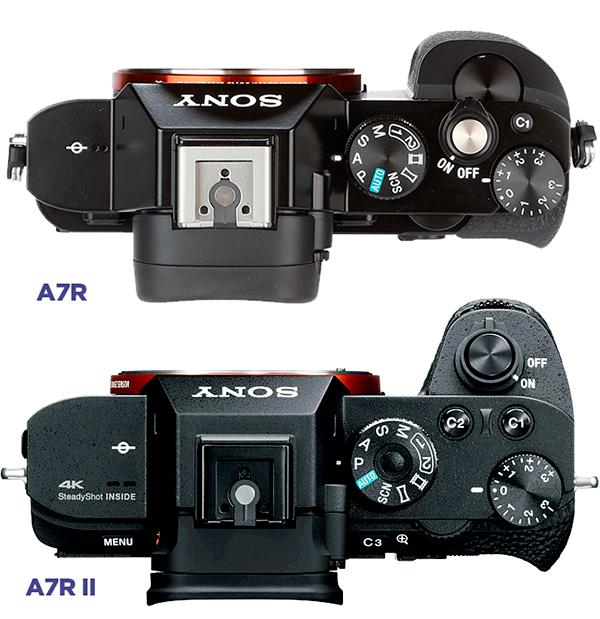 A7R-vs-A7RII