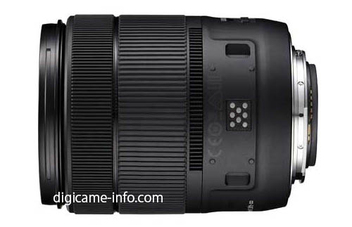 Canon-EF-S 18-135mm