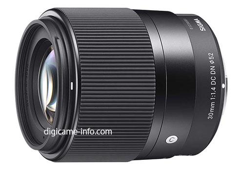 Sigma-30mm-F1.4-DC-DN-Contemporary-lens