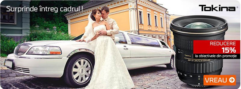 Campania pomotionala Just Married