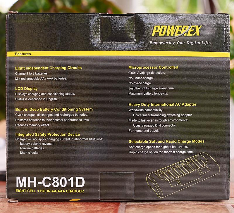 Powerex MH-C801D (6)