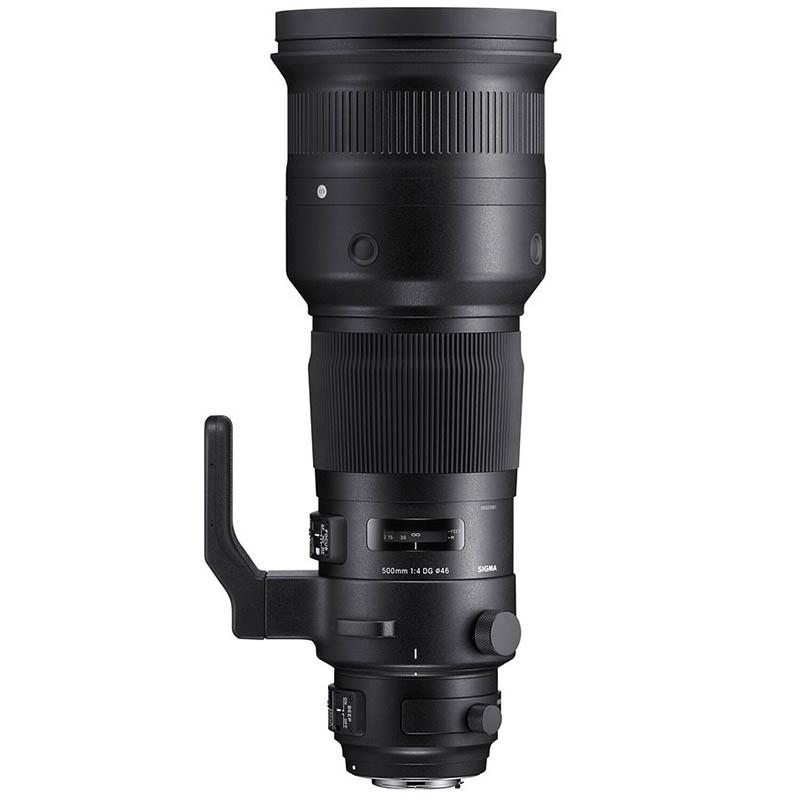 Sigma 500 mm F4 Sport (1)