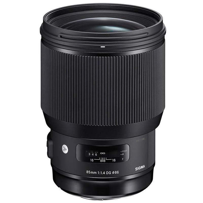 Sigma 85 mm f1.4 Art (2)