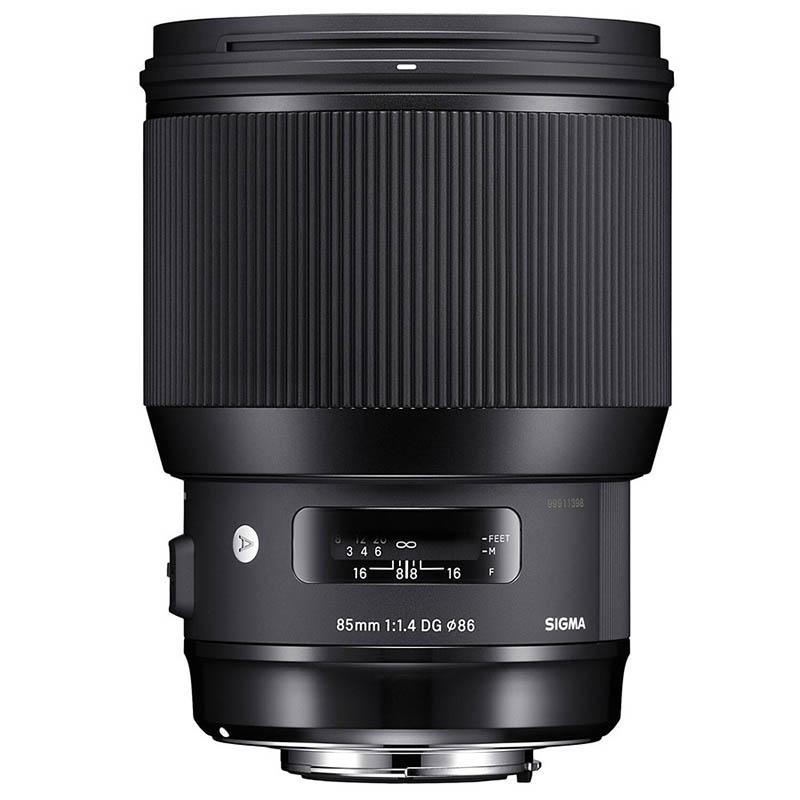 Sigma 85 mm f1.4 Art (3)