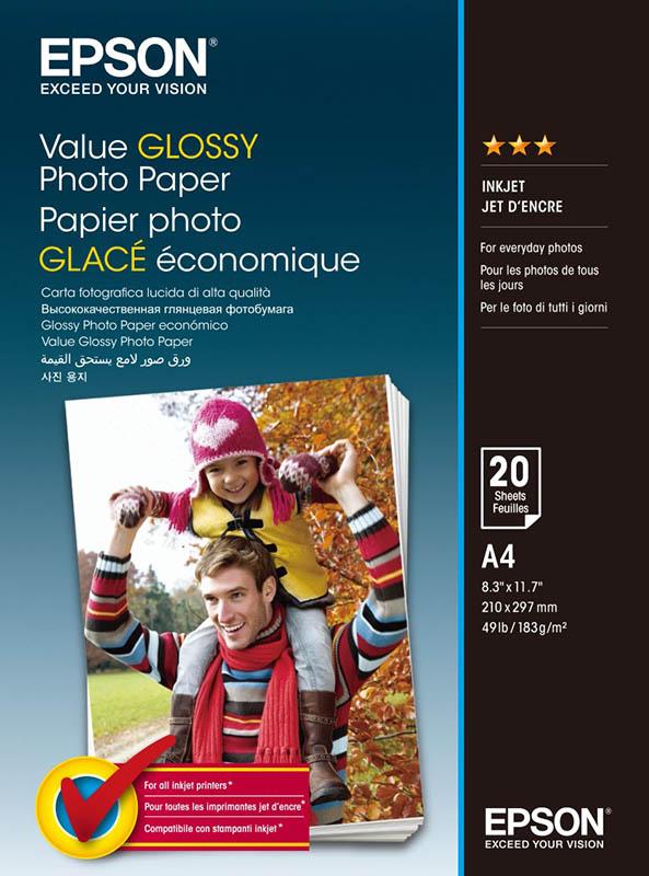Value Glossy Paper - hârtie foto (3)