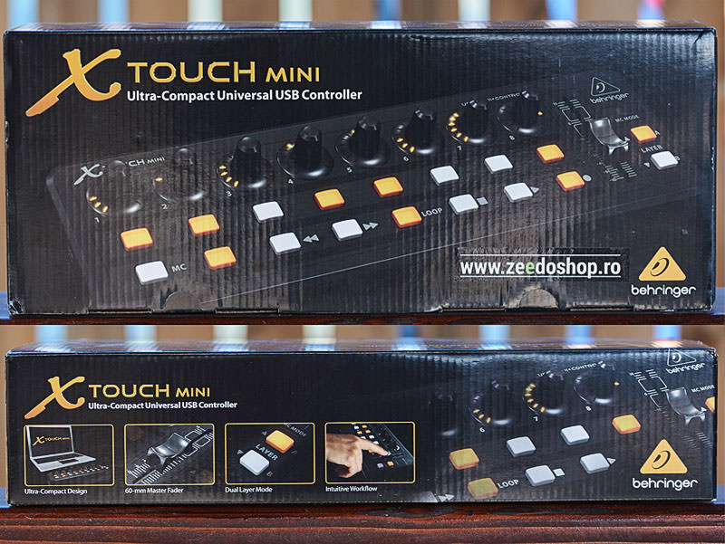 Behringer XTouch Mini (5)