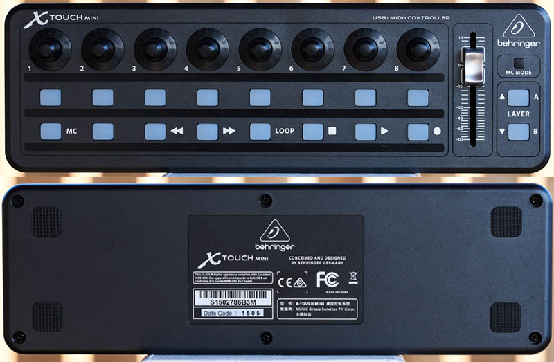Behringer XTouch Mini (7)