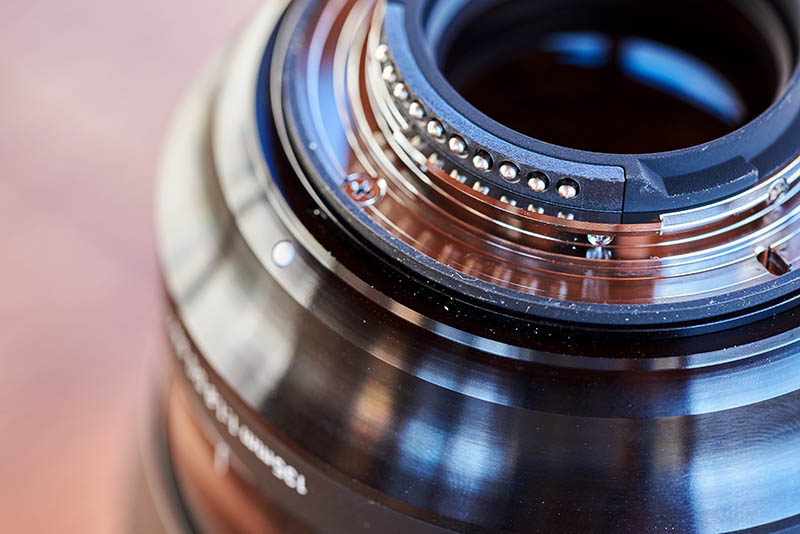 Sigma 135 mm F1.8 ART (1)