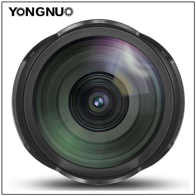 Yongnuo 14 mm F2.8  - EF (2)