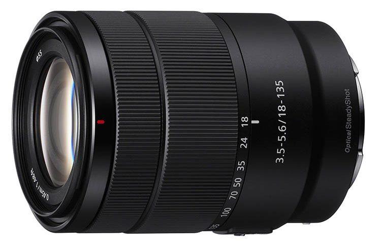 Sony 18-135mm F3.5-5.6 OSS 22