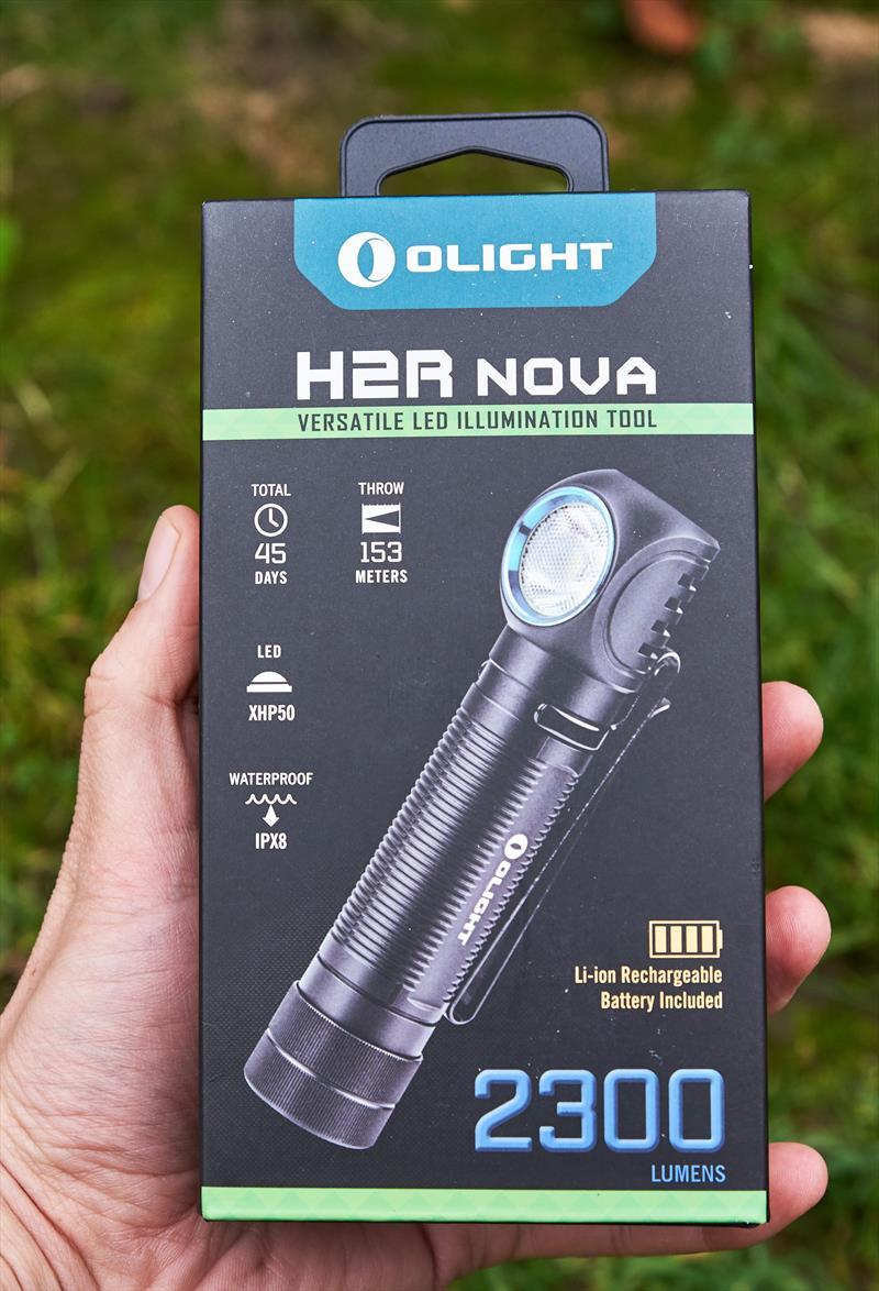 Olight H2R Nova (2)