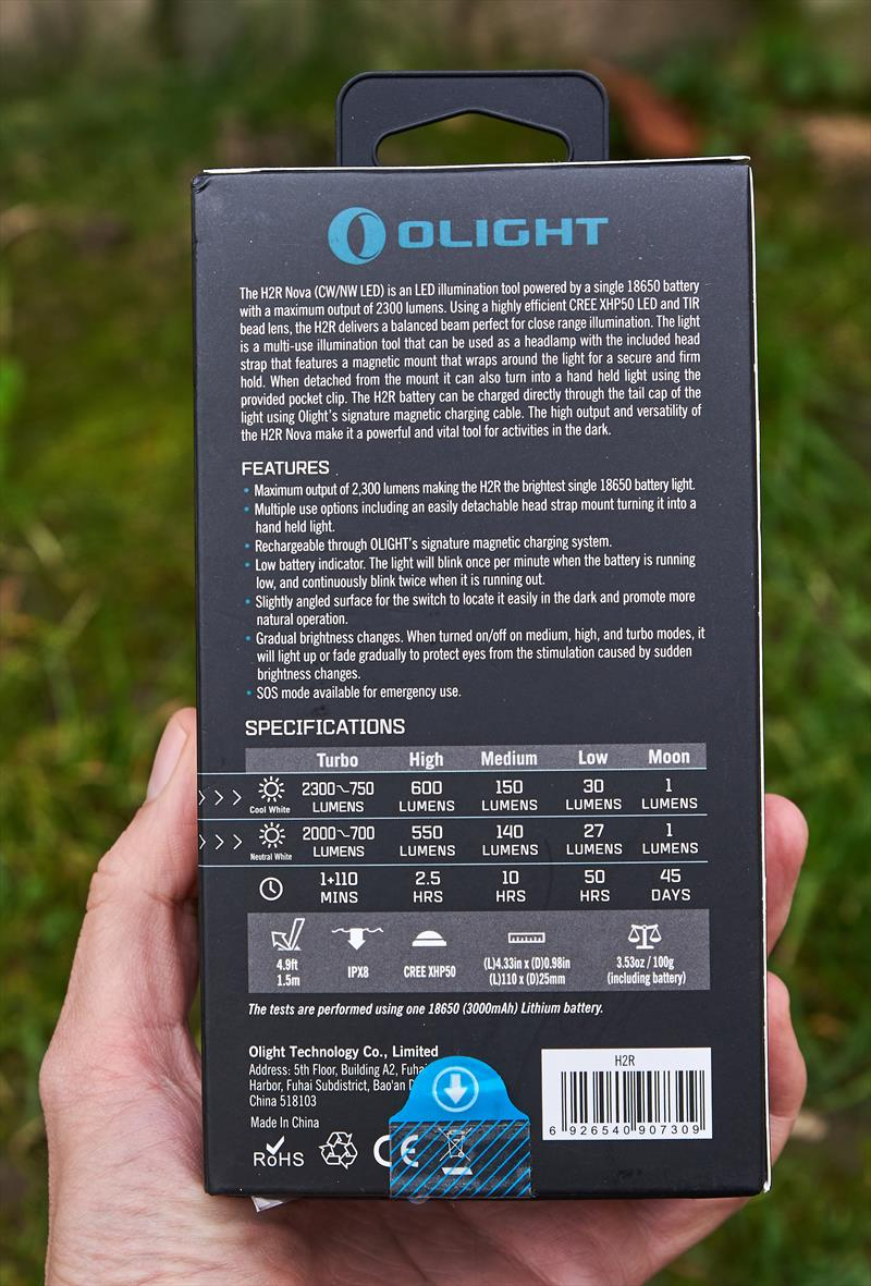 Olight H2R Nova (3)