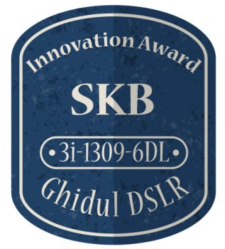 Inovation Badge - SKB 3i-1309-6DL