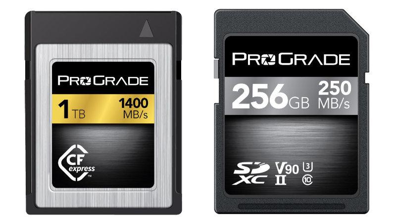 ProGrade CFexpress 1 TB