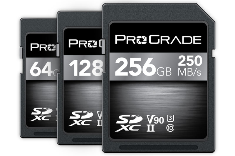 ProGrade SDXC V90 UHS-II