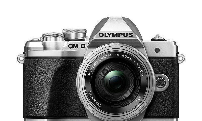 Mirrorless Incepatori 2018 - Olympus E-M10 II