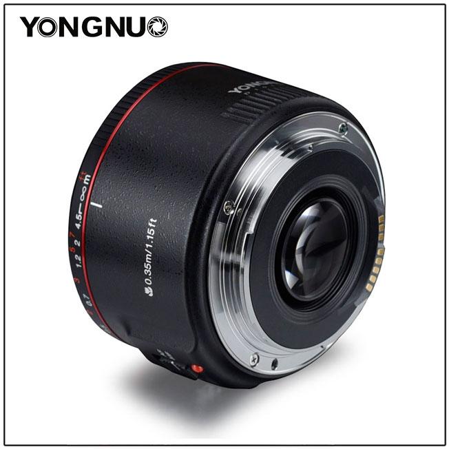 Yongnuo 50 mm F1.8 II (4)