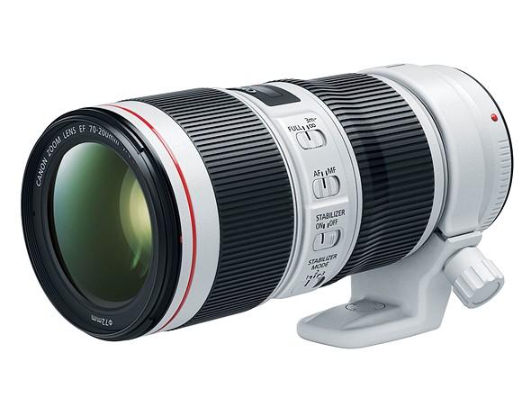 EF 70-200mm F4L IS II