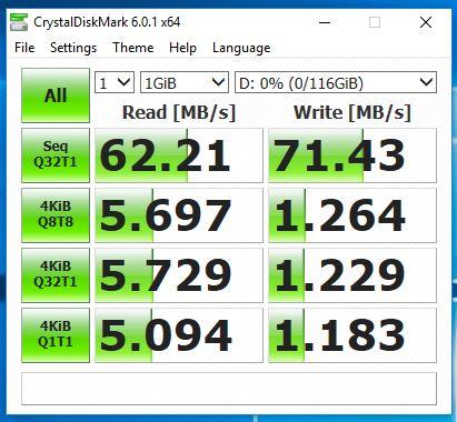 Kingston Canvas GO microSDXC Crystal