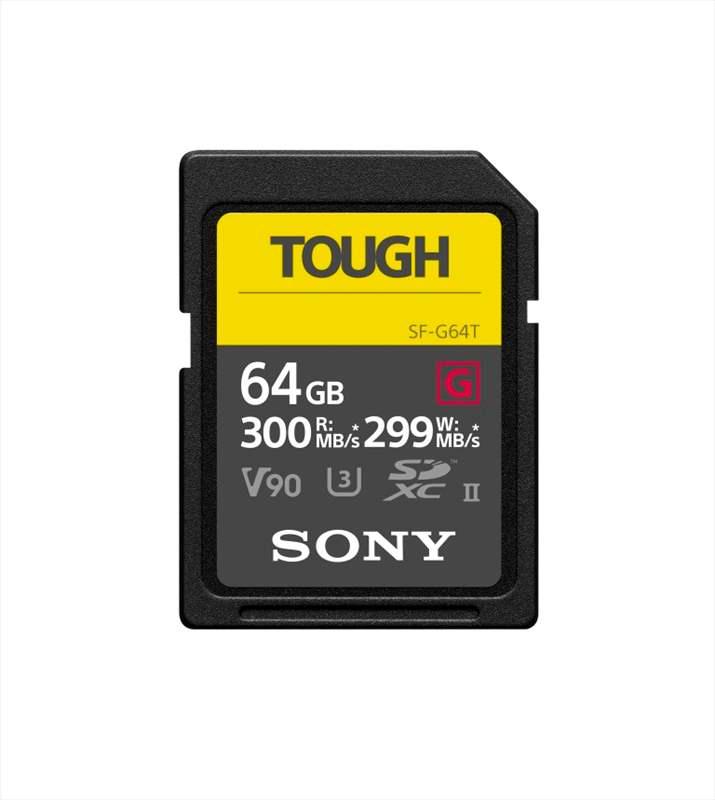 Cardurile SD Sony SF-G TOUGH (5)