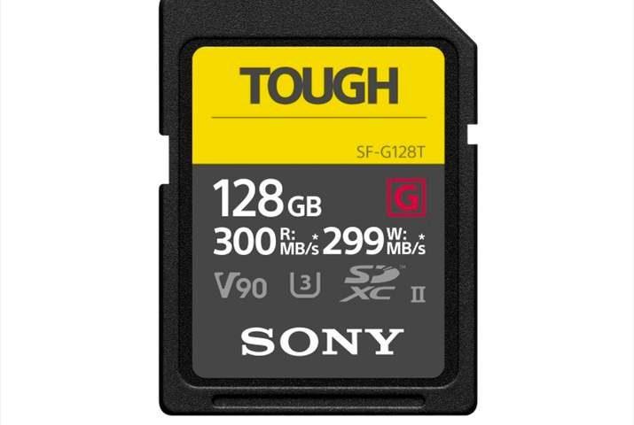 Cardurile SD Sony SF-G TOUGH (6)